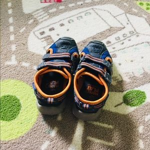 Stride Rite 10M toddler shoes used